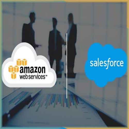 Salesforce extends its global partnership with AWS