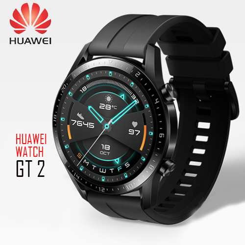 Huawei unveils Huawei Watch GT 2 priced at INR 14,990