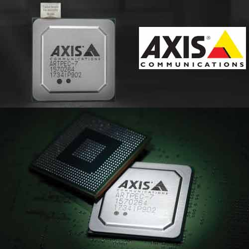 Axis Communications introduces radar technology cameras and 7th generation ARTPEC chip