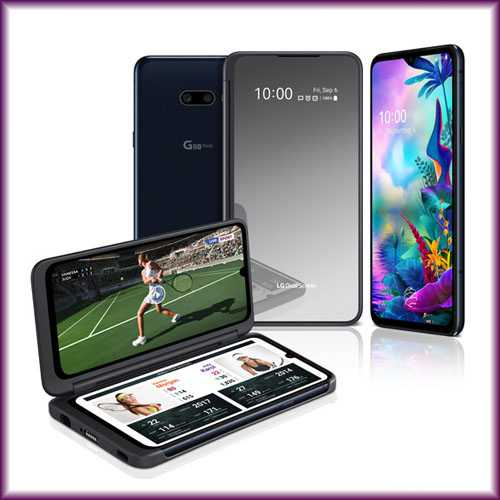 LG ushers in dual screen smartphone, LG G8XThinQ in India