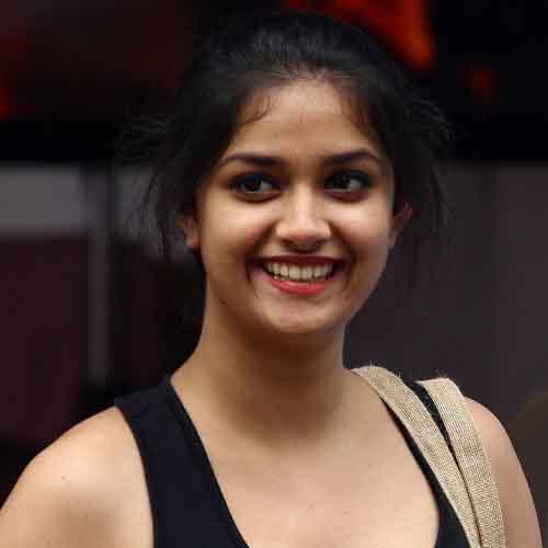Keerthy Suresh not to make her Bollywood debut in Ajay Devgn's Maidaan