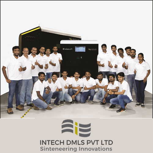 Intech Additive Solutions launches its 'Made in India' range of Metal 3D Printers