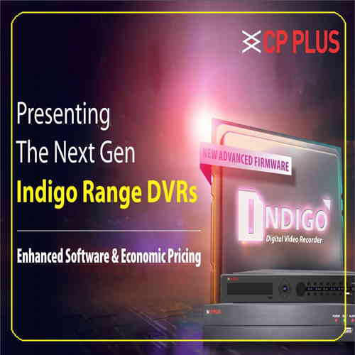 CP Plus launches Indigo DVRs