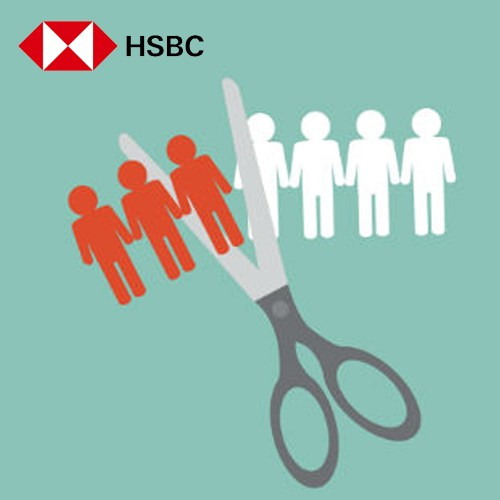 HSBC to cut down 35,000 jobs due to fall in profit by a third
