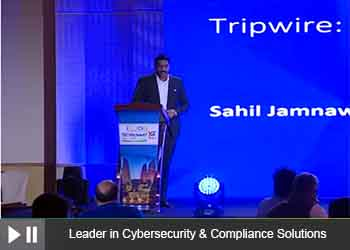 Sahil Jamnawale, Key Alliance Manager - India & SAARC, Tripwire
