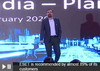 Ajaykumar Joshi, Country Manager - India, ESET Asia Pte. Ltd.