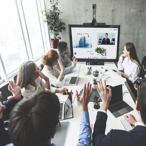 Cybernetyx brings Thinker Connect, with interactive whiteboarding and video conferencing capabilities