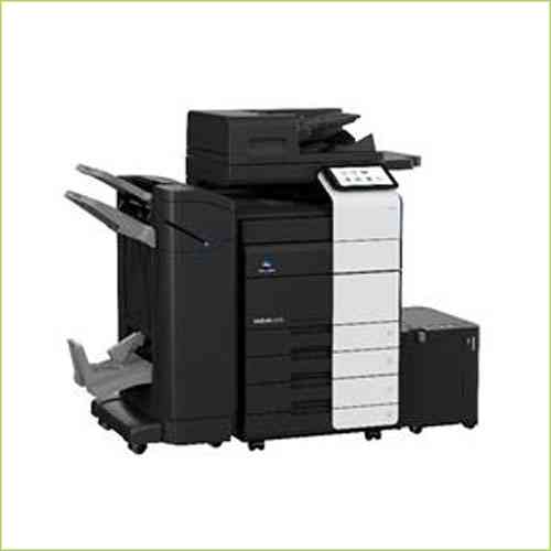 Konica Minolta's New bizhub i Series offers smart and safe remote digital printing experience