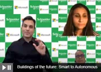 Buildings of the future: Smart to Autonomous