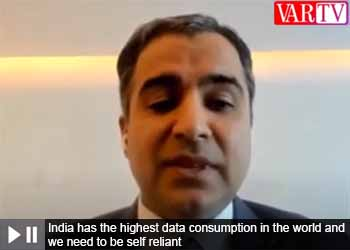 India has the highest data consumption in the world and we need to be self reliant: Darshan Hiranandani, MD- Hiranandani Group