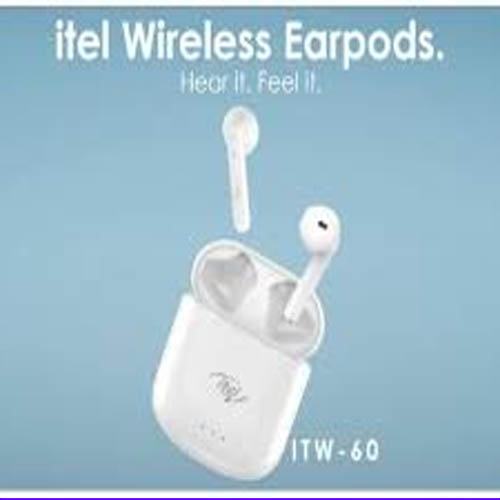 itel launches True Wireless Earpods, ITW-60 priced at Rs 1699/-