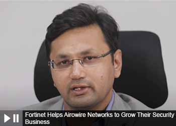 Fortinet Helps Airowire Networks to Grow Their Security Business