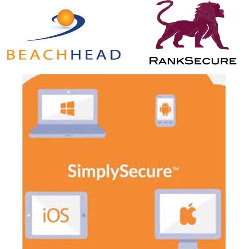 Beachhead Solutions with RankSecure announces the 'SimplySecure' compliance & encryption platform