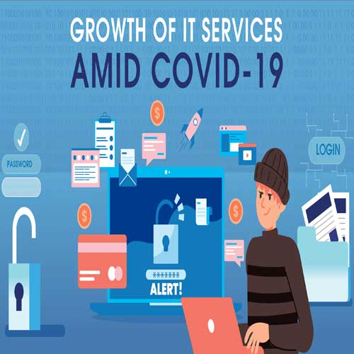 Growth of IT services amid Covid-19
