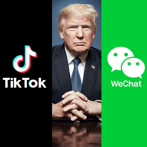 US to ban TikTok & WeChat by September 20