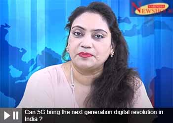Can 5G bring the next generation digital revolution in India ?