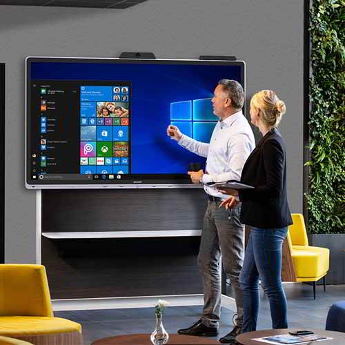 SHARP brings 4K Ultra HD 'Windows Collaboration Display' with Microsoft
