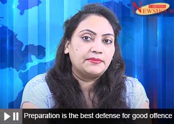 Preparation is the best defense for good offence