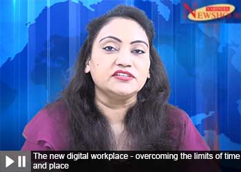 The new digital workplace - overcoming the limits of time and place
