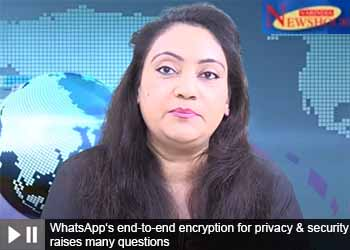 WhatsApp's end-to-end encryption for privacy & security raises many questions