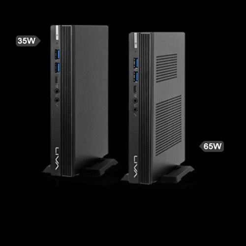 ECS debuts Ultra Slim Mini PC with Solid Power - LIVA One H410