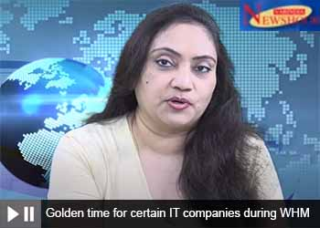 Golden time for certain IT companies during WHM