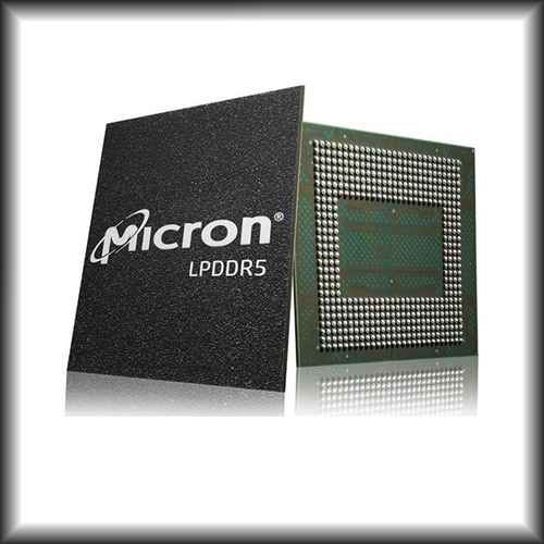 Micron Readies World's First Multichip Package With LPDDR5 DRAM for Mass Production