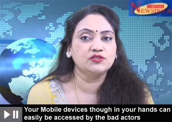 Your Mobile devices though in your hands can easily be accessed by the bad actors