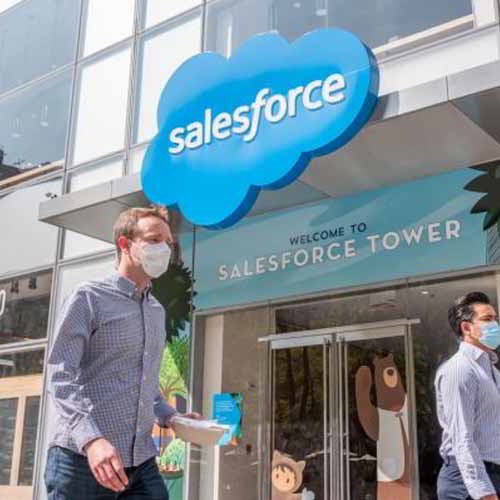 Salesforce enhances Work.com to help companies get back to growth and thrive in the new normal