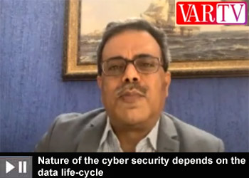 Nature of the cyber security depends on the data life-cycle: Sanjay Sahay, IPS - Technology Evangelist