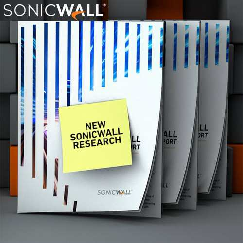 New SonicWall Research Finds Aggressive Growth in Ransomware, Rise in IoT Attacks