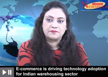 E-commerce is driving technology adoption for Indian warehousing sector
