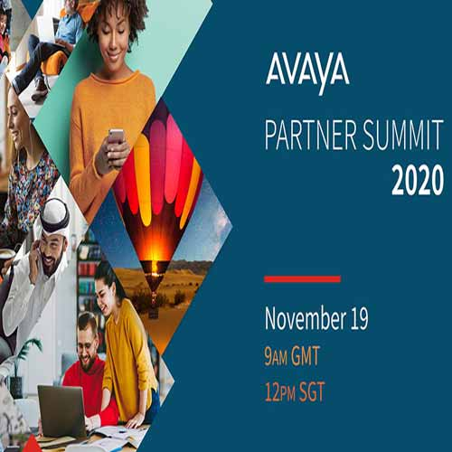 Avaya Partner Summit 2020 emphasises on Partner success in the Cloud