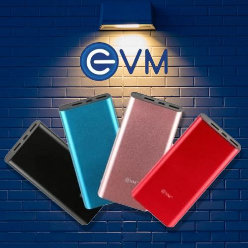 EVM announces Laptop Charging 20000 Mah Powerbank