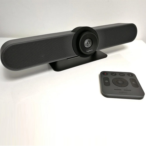 Logitech with its new Rally Bar lifting up the Video Conferencing Industry