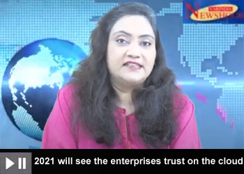 2021 will see the enterprises trust on the cloud