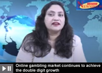 Online gambling market continues to achieve the double digit growth