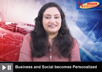 Business and Social becomes Personalized