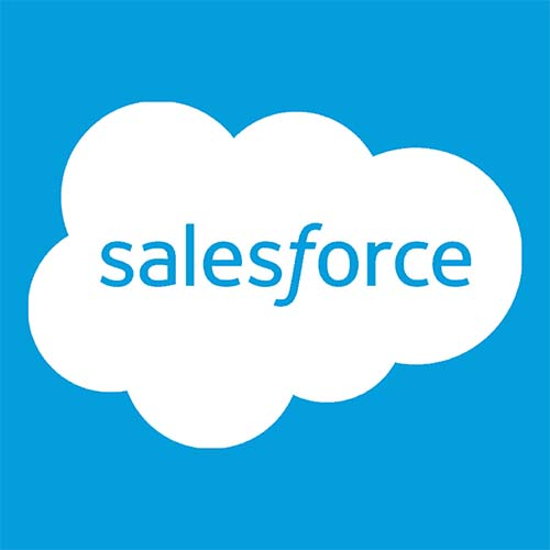 Salesforce gains up 20% more from last year