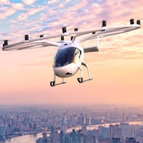 Volocopter raises $241Million, says operations to begin in 2 yrs