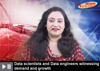 Data scientists and Data engineers witnessing demand and growth