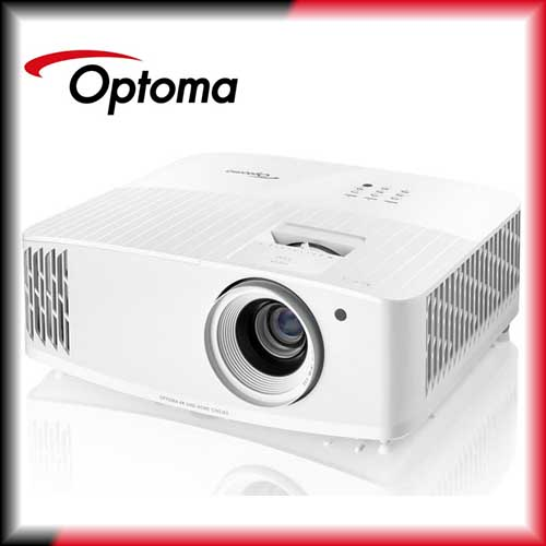 Optoma Unveils UHD33, affordable 240Hz 4K UHD Home Theatre Projector