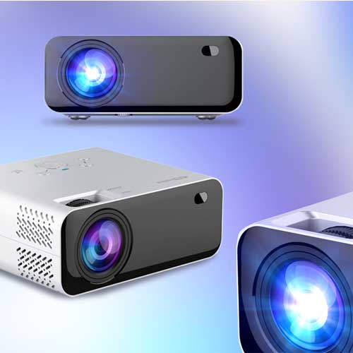 Portronics unveils 'BEEM 200 Plus'- a Wi-Fi LED Projector